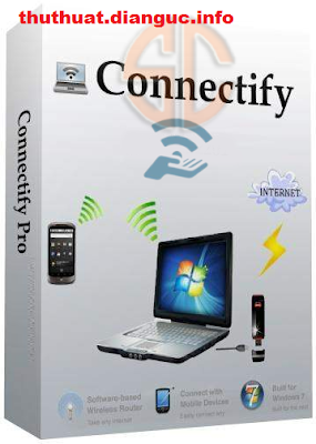 Download Connectify Hotspot & Dispatch Pro 7.3.1.30389 Full Crack