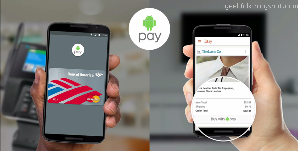 Our guide to Android Pay