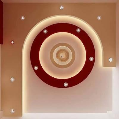 POP ceiling designs for living room hall false ceilings