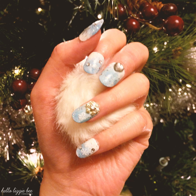 Christmas 2015 nails