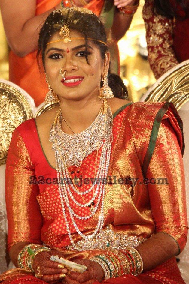 Veena Vinay Kishan Wedding