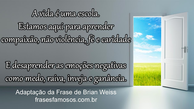 Frases Brian Weiss