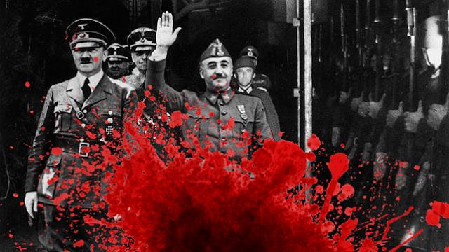 Churchill compró al régimen de Franco para que no entrara en la II Guerra Mundial