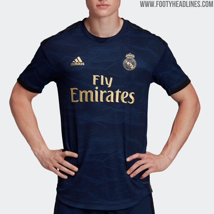 sports shoes 00983 e516e Real Madrid 19-20 Away Kit Released - Footy Headlines