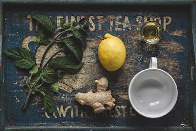 cara mengempiskan perut buncit dengan teh jahe