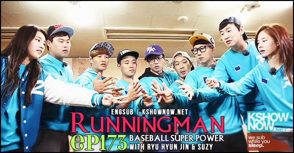 Si Penjual Aiskrim: Running Man Episode 173