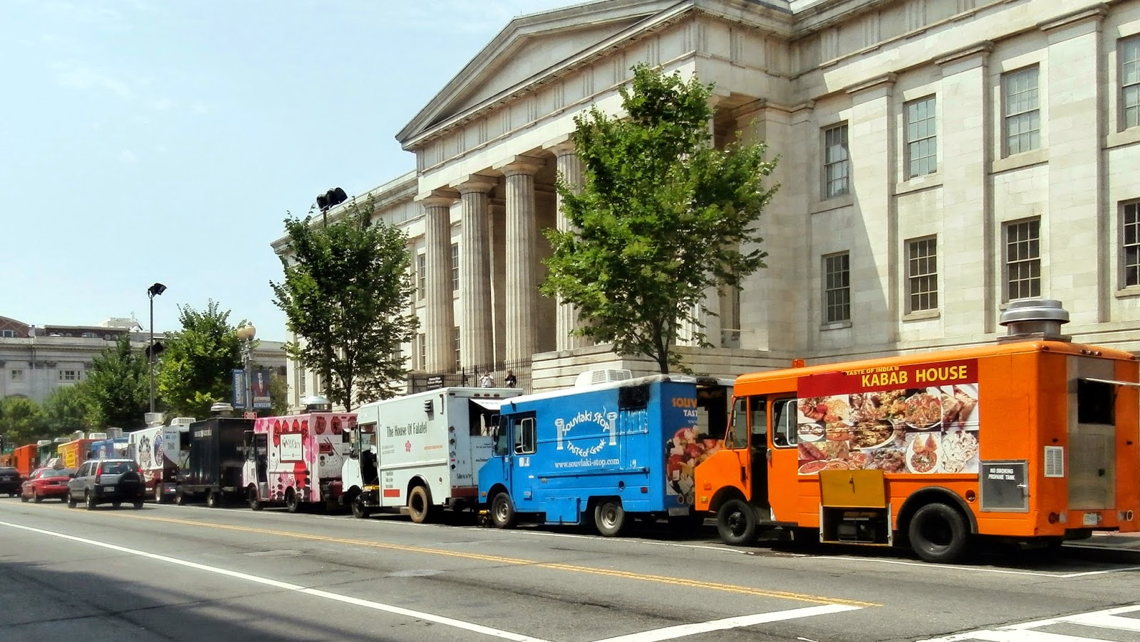 Best Food Trucks In Washington Dc