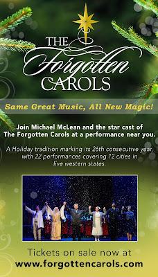 The Forgotten Carols Blog Tour Image