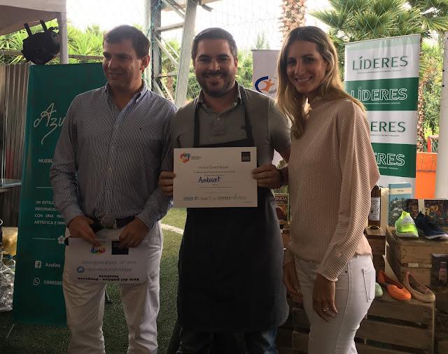 El Grand Bazaar y la AEI premiaron a los mejores emprendimientos