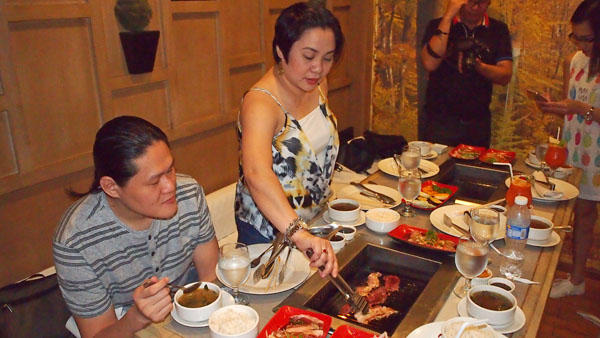 eat all you can yakiniku bacolod