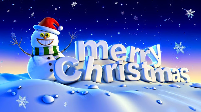 Merry Christmas Messages for Facebook (FB)