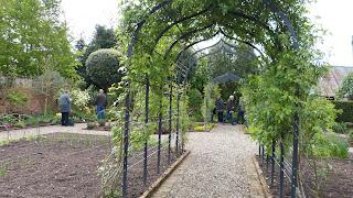 Morton Hall Gardens Kitchen Garden