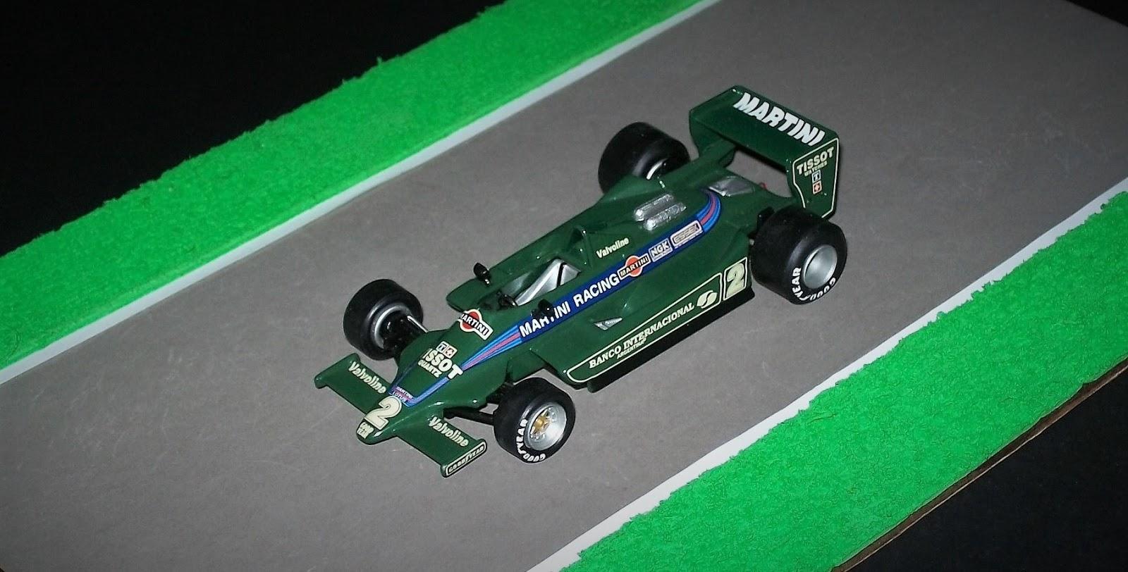 RBA F1 - Carlos Reutemann 1979 1:43 MARTINI LOTUS 79 027