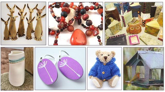Arts & Crafts exhibitors
