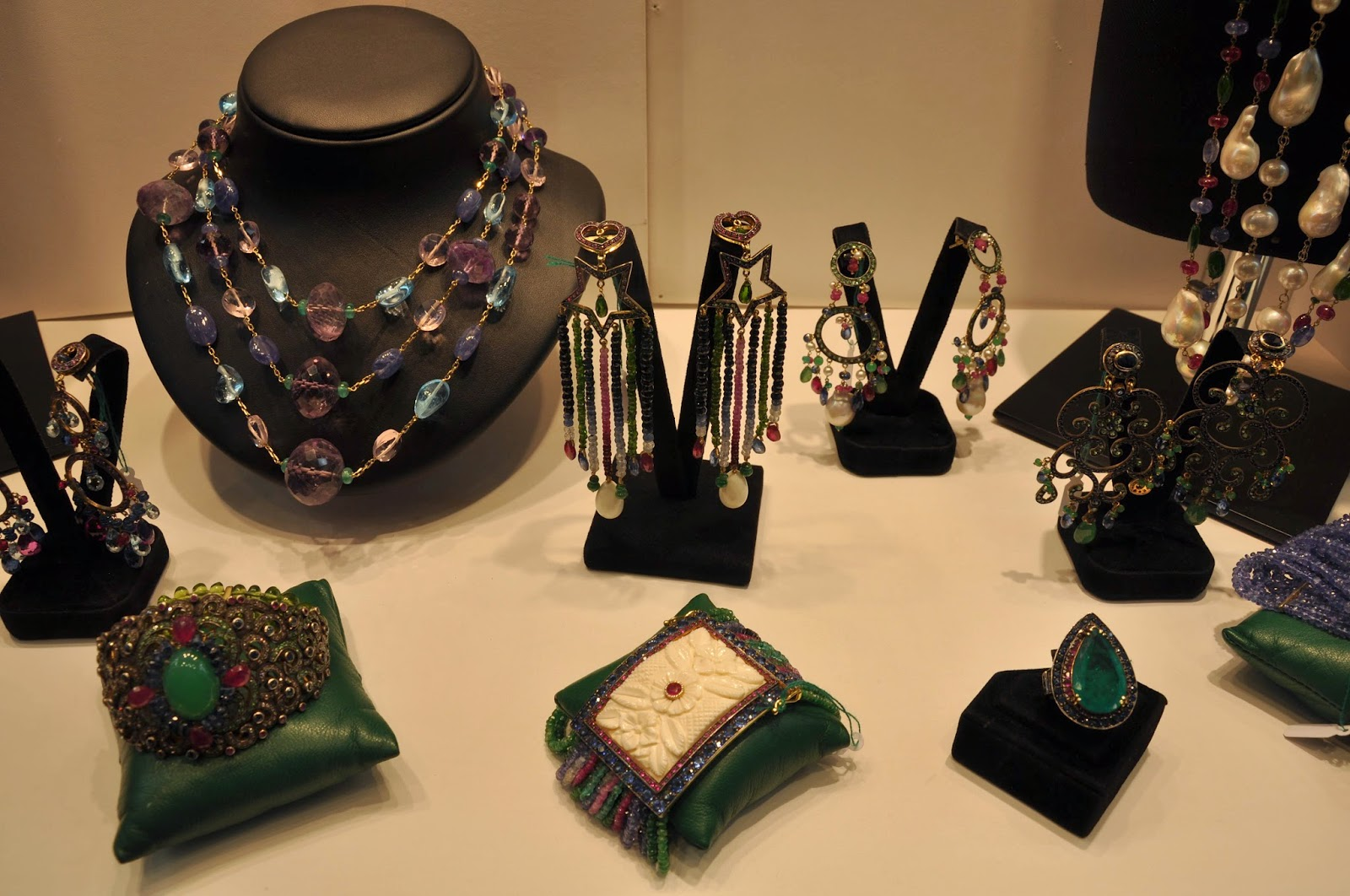 Petralux jewellery at Vicenza Oro