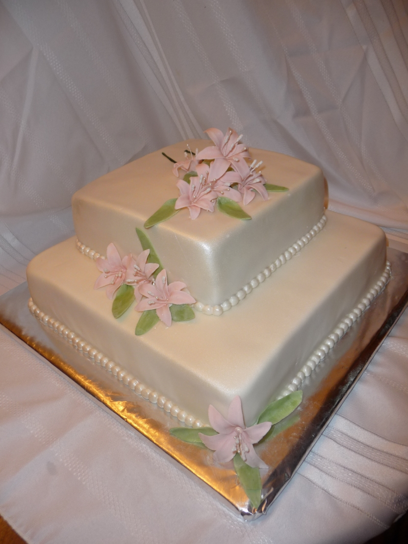 Icing On Top Cakes For Every Occasion Square Bridal