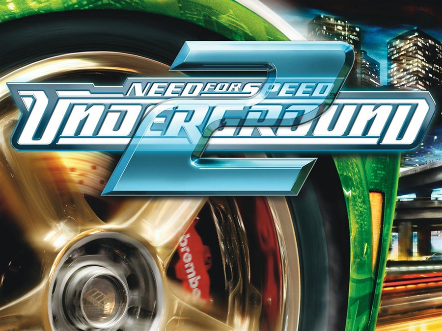 Need for Speed Underground 2 Download Poster