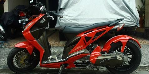 gambar modifikasi beat karburator36  terbaru