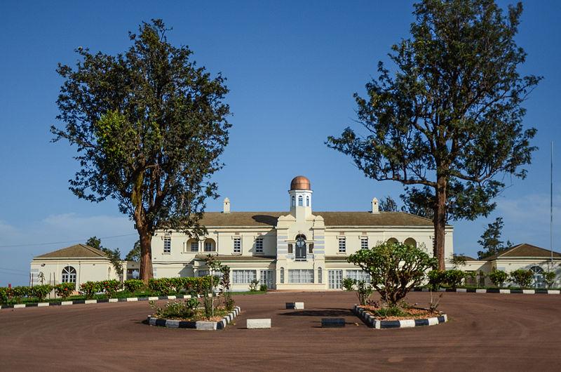 Kabaka Palace of Buganda kingdom