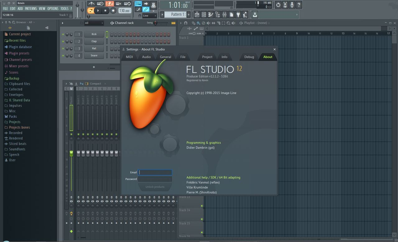 FL Studio 12.1.2 Producer Edition - 32bit 64bit ENG - SpecialllHacksTools