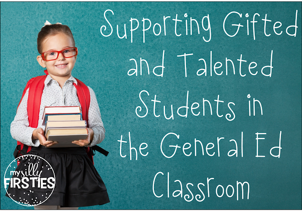 Supporting And Talented Students In General