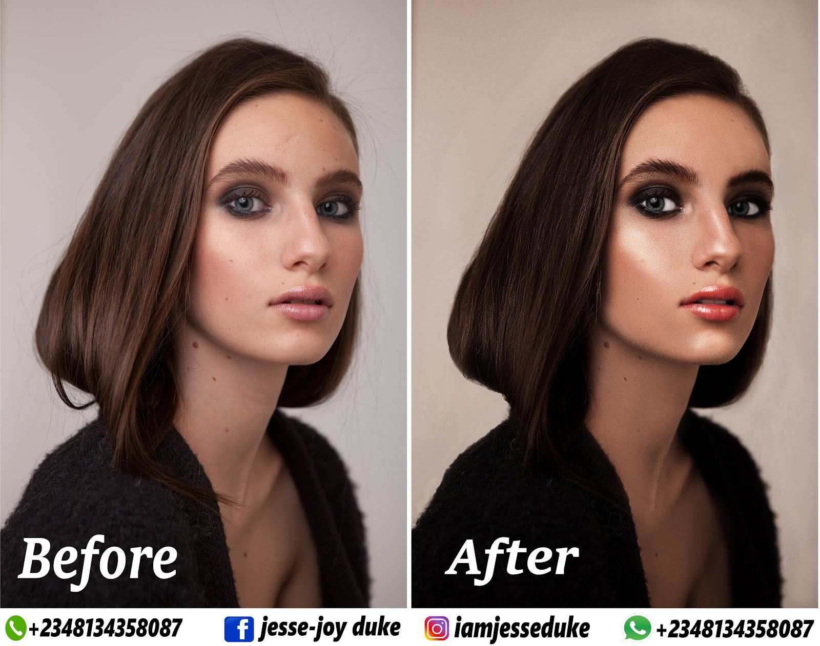 Get A Professional Retouch On Your Pictures