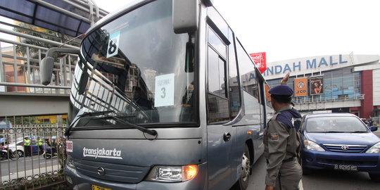 Pabrik Otomotif Asal Ukraina Minat Ikuti Lelang Bus Transjakarta
