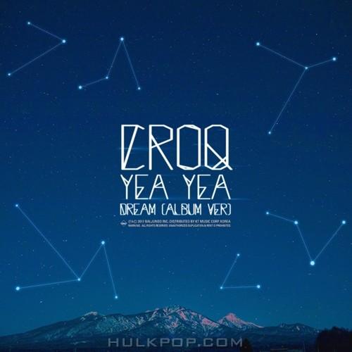 CROQ – YEA YEA – Single