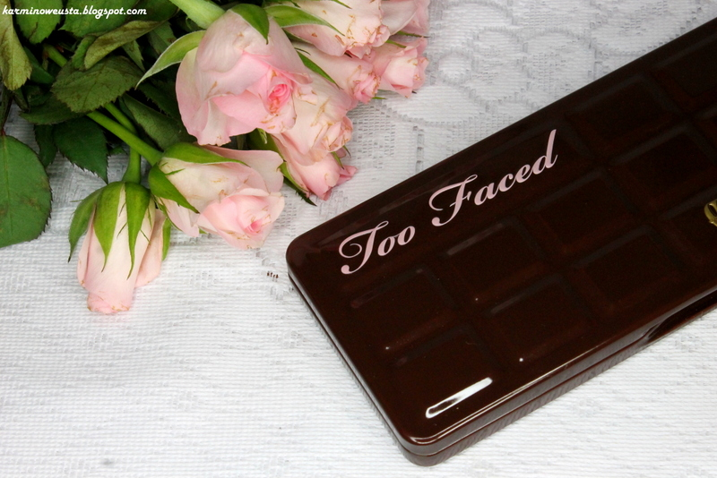 Too Faced Chocolate Bar paletka cieni do powiek