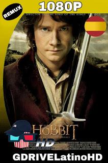 El Hobbit un Viaje Inesperado VE (2012)[CAS] BDREMUX 1080P MKV