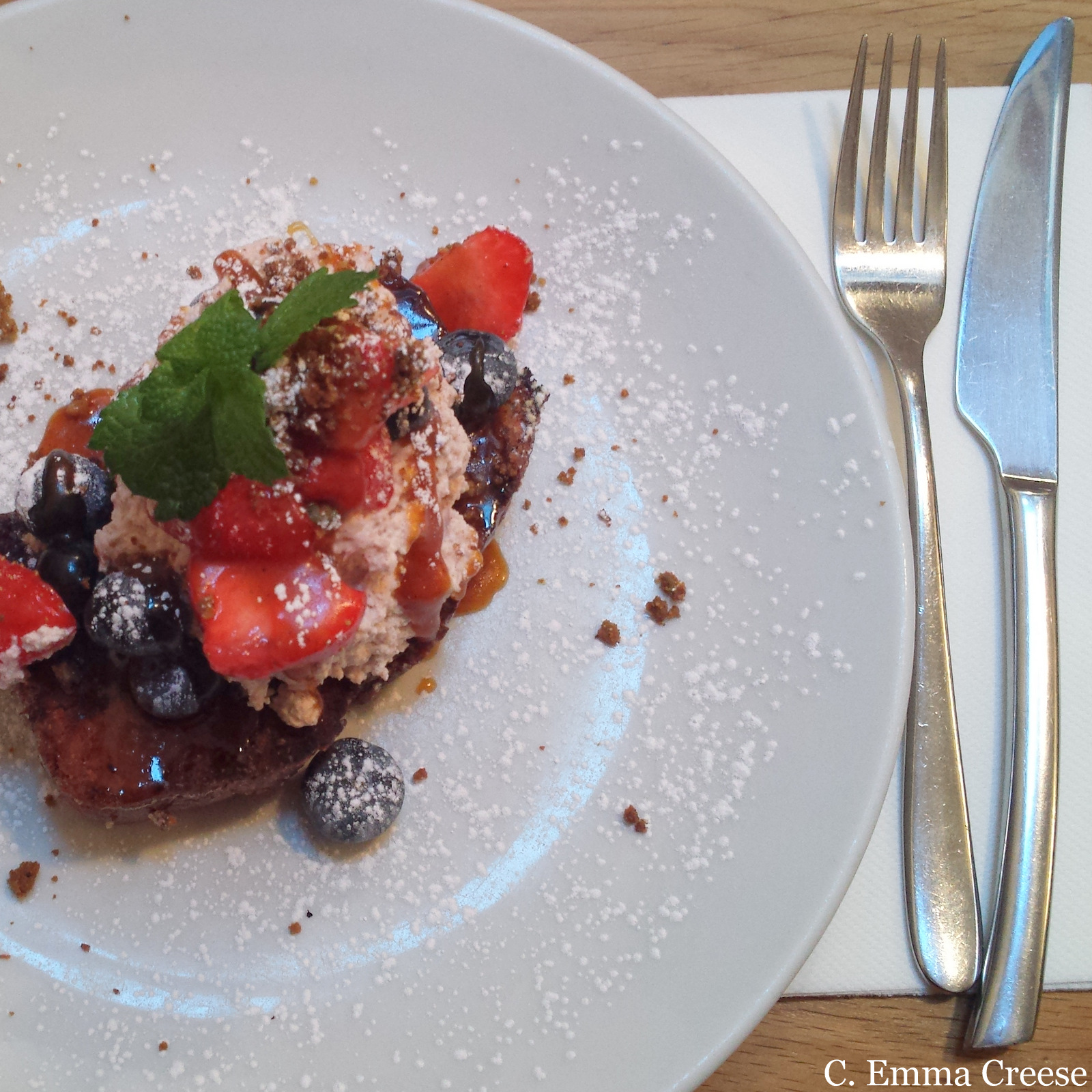 Lantana Cafe Restaurant review