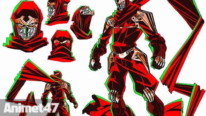 Ảnh trong phim Ninja Slayer From Animation 1