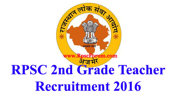 http://rpsc2ndgradeteacherrecruitment.blogspot.com/2016/05/rpsc-2nd-grade-teacher-recruitment-2016.html