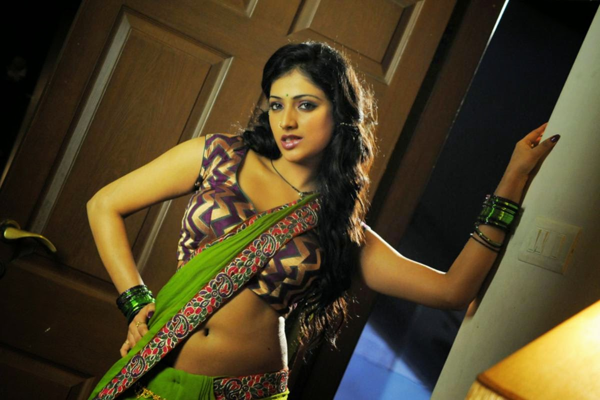 haripriya romantic hot still in saree