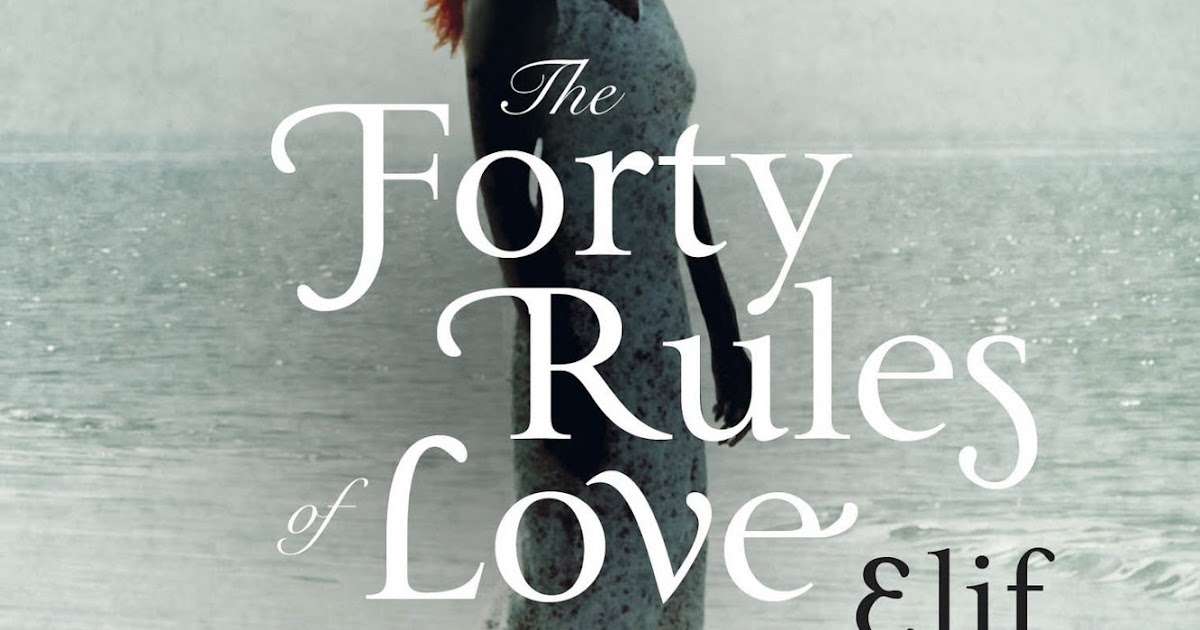 The Forty Rules of Love by Elif Shafak PDF Download