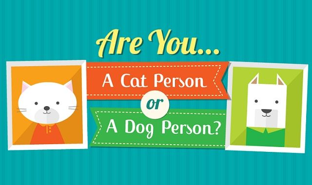 Image: Are You a Cat Person Or a Dog Person?