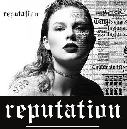 Taylor Swift finally announced her new album 'Reputation' along with new single tomorrow