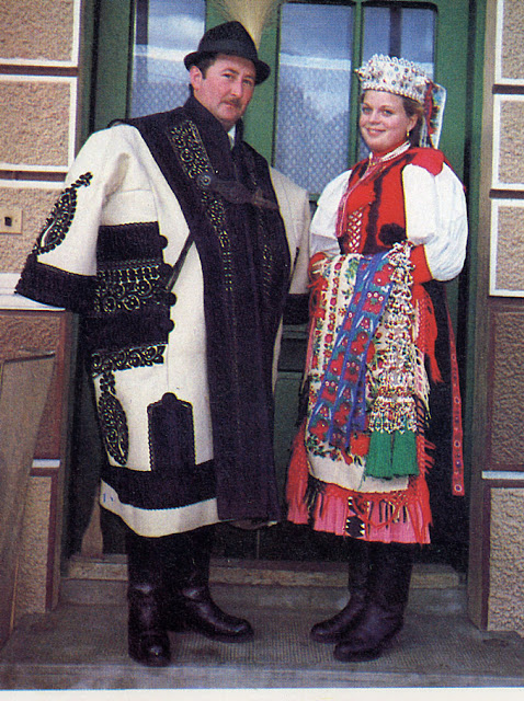 Folkcostume Amp Embroidery Overview Of The Peoples And