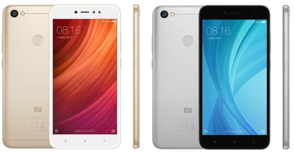 Xiaomi Redmi Note 5A Prime (2017) with Specifications and Prices