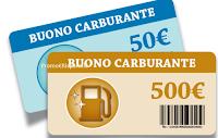 Logo Con Clinians vinci buoni carburante da 50 e 500 euro