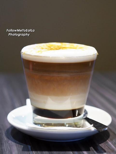 Gula Melaka Latte RM 12