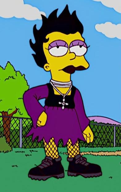 Goth Girls In Cartoons