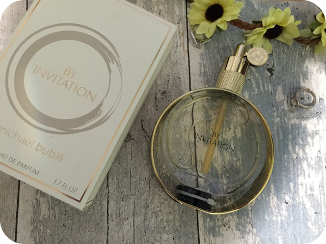 michael buble by invitation perfume review