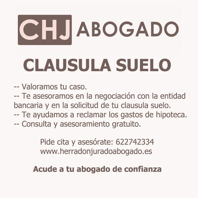 Herrad n jurado abogado for Precio abogado clausula suelo