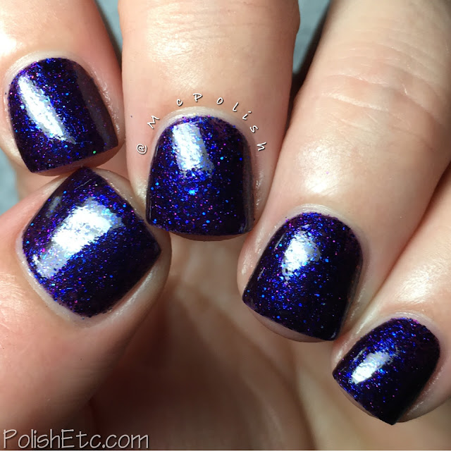 Grace-full Nail Polish - Rainbow Sparklers - McPolish - Evening Dreams