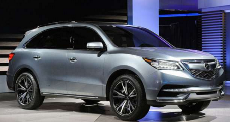 2017 Acura MDX Refresh