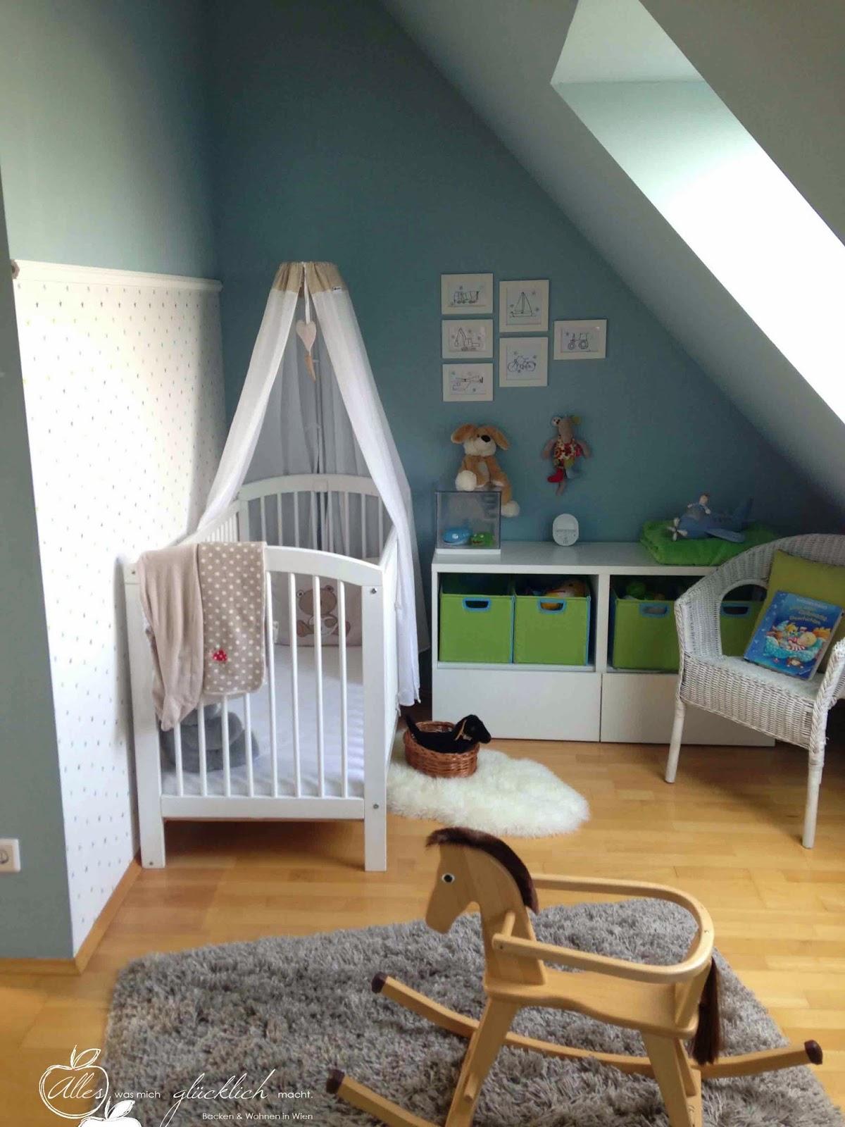 Das neue Kinderzimmer oder das Reich des kleinen Max