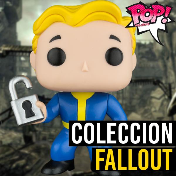 Figuras Funko Pop Lista Y: Funko POP Fallout - ⛄ Figuras Funko POP