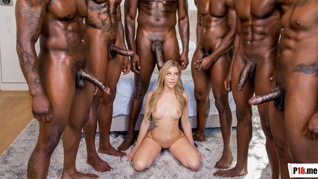 Free Streaming & Download Blacked - Kali Roses - Passing Me Around XXX Porn Videos
