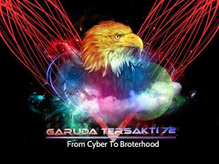 Hasil gambar untuk Garuda Tersakti 72